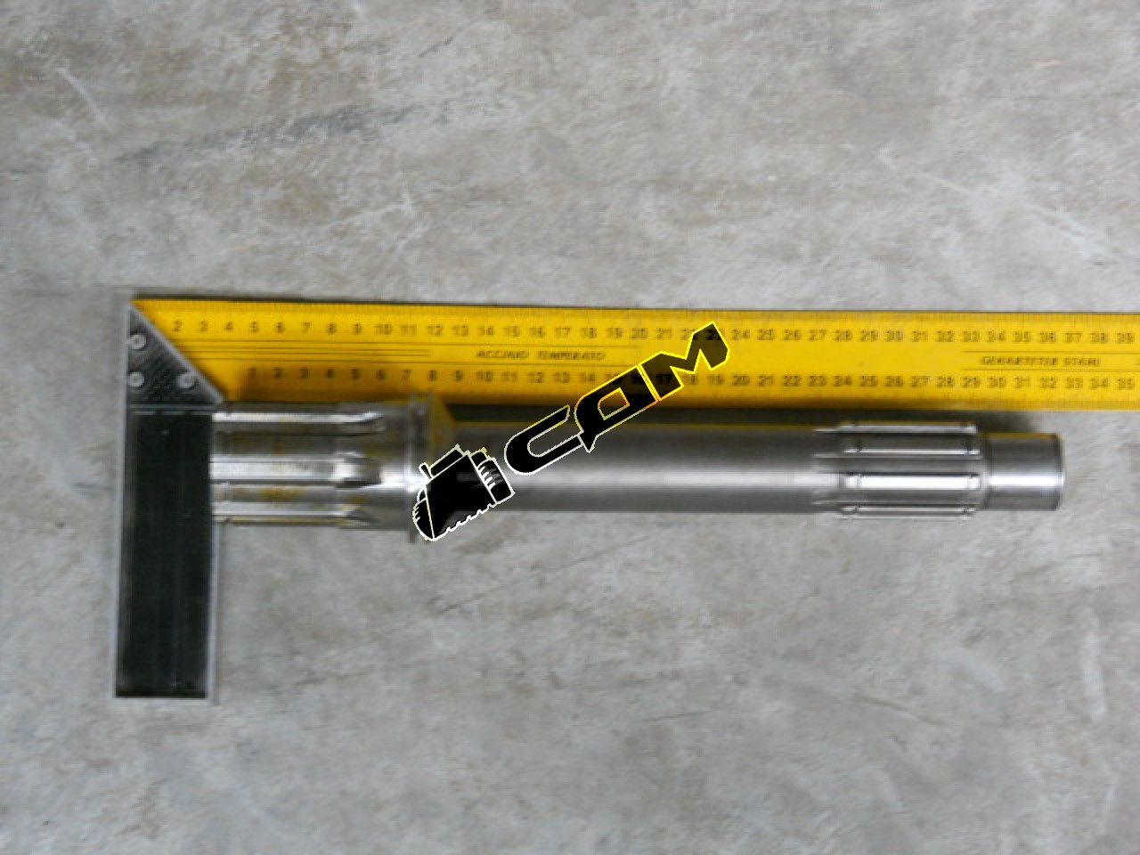 Вал ведущий CDM833  ZL30D-11-09